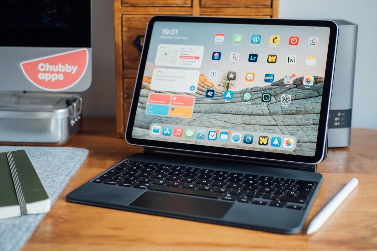 Asier G. Morato's iPad