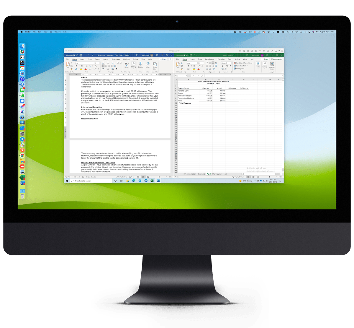 Three Reasons to Run Microsoft Office Apps in Parallels Rather than Through a Native Mac App