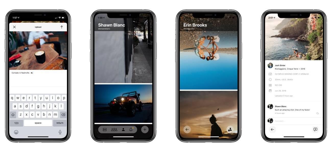 Glass iPhone App